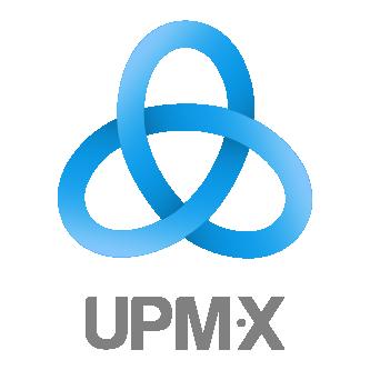 UPM-X Horizontal Dark 333x333